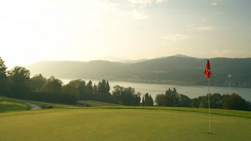 Golfplatz Dellach