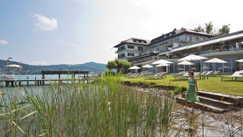 Hotel Restaurant Linde Maria Wörth