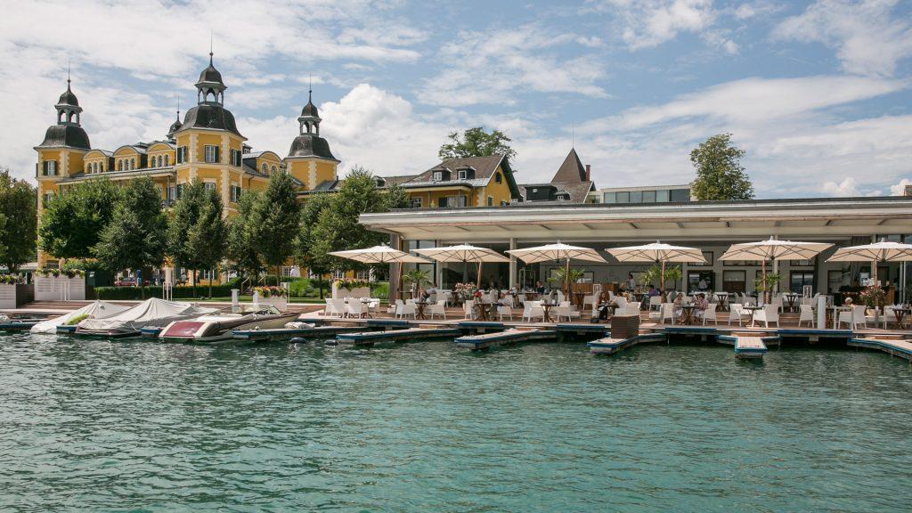 Restaurant Seespitz Velden