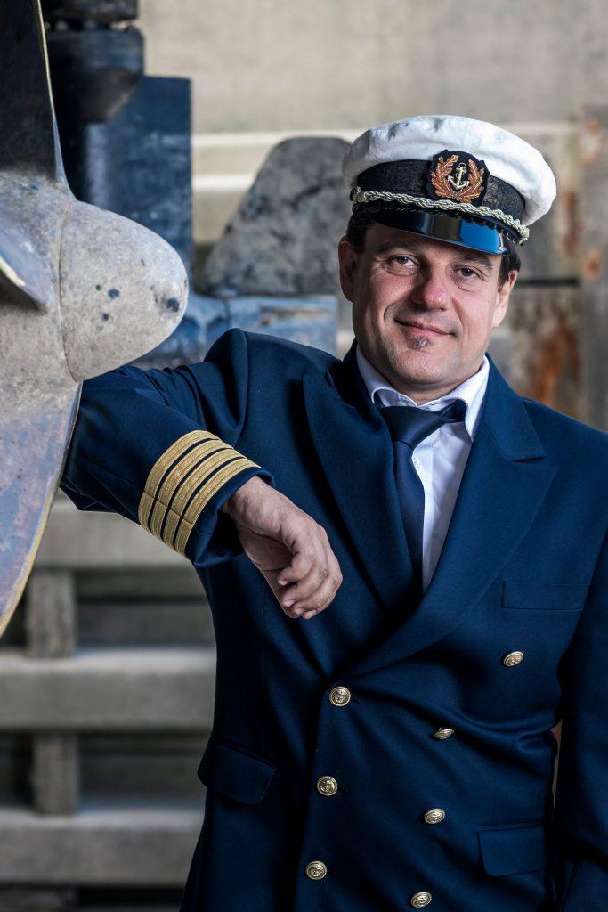 Wörtherseeschifffahrt: Kapitän Franz Bauer