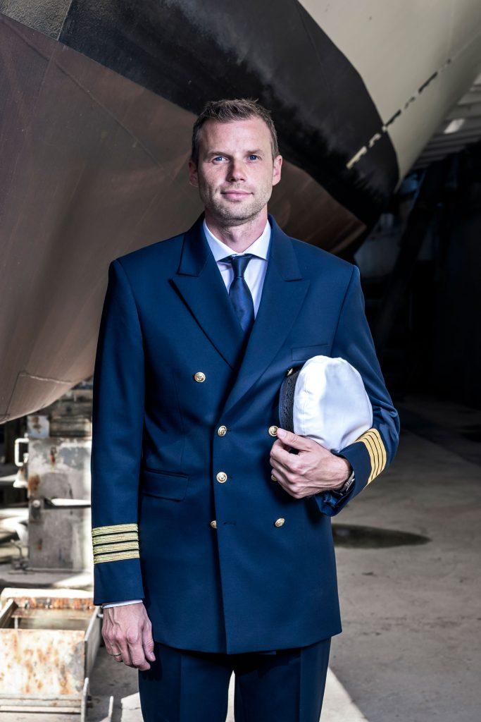 Wörtherseeschiffahrt: Kapitän Franz Huditz