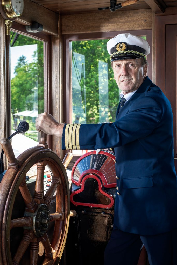 Wörtherseeschifffahrt: Kapitän Josef Jeller