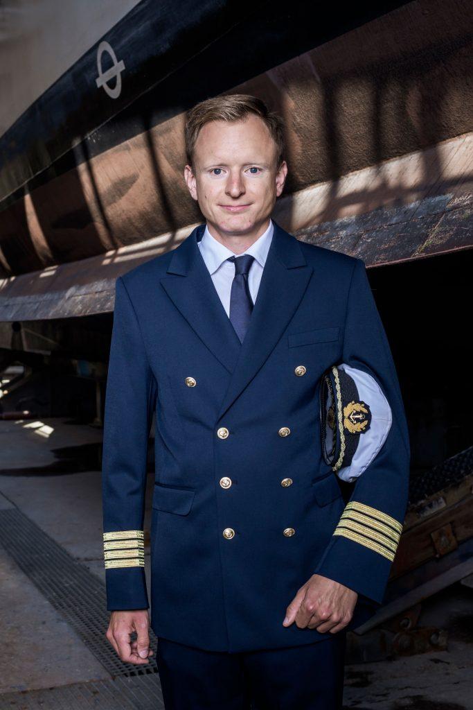 Wörtherseeschifffahrt: Kapitän Stefan Riedl