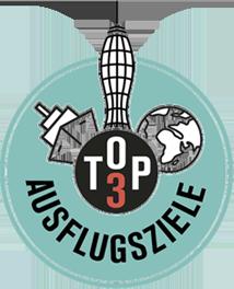 Top 3 Ausflugsziele Logo
