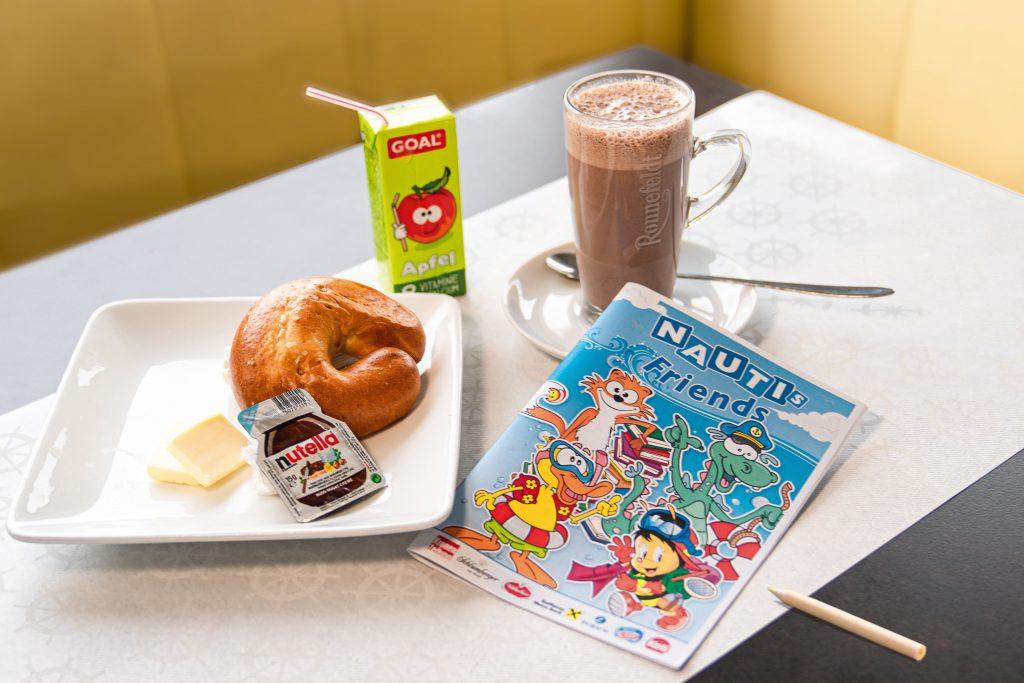 Nauti Frühstück